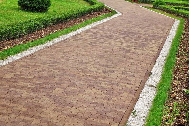 Paver Sealing by A&A Contracting Services Inc