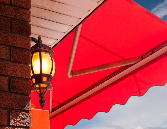Awning Cleaning by A&A Contracting Services Inc