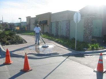 Pressure Washing by A&A Contracting Services Inc
