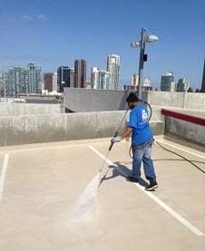Pressure washing by A&A Contracting Services Inc in Santee